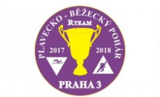1. závodem na MČ Praha 3 jsme odstartovali XVII. ročník Plavecko-běžeckého poháru