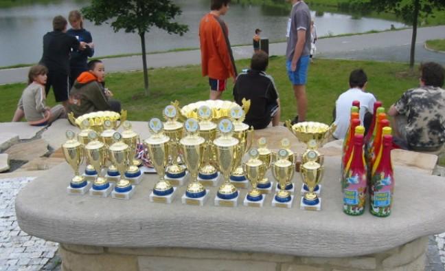 PB pohár poháry