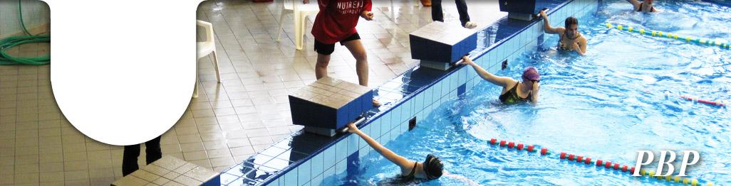PB pohár plavání